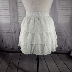 Rue21 ruffled skirt size S. P68
